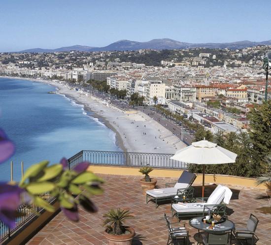 Marie Claire Mediterranée La Pérouse Nice