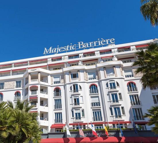 Marie Claire Méditerranée Hotel Majestic Cannes
