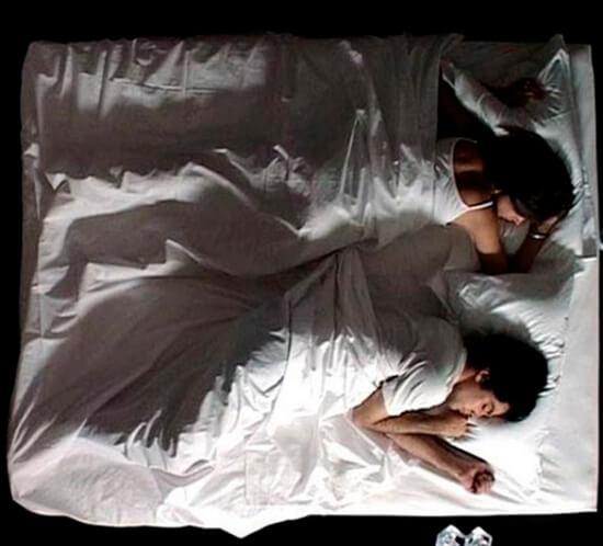 OVNi Festival d'Art Vidéo de Nice / © Abbas Kiarostami, Sleepers (Installation, 2001, 94 min)