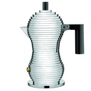 Alessi / Cafetière expresso Pulcina de Michele de Lucchi