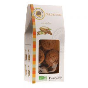 Biscuiterie de Provence / Macarons aux amandes sans lait et sans gluten