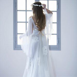 Le bonheur en blanc - Divine Création - Marie Claire Méditerranée