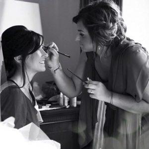 Le bonheur en blanc - MJ Make-Up Artist - Marie Claire Méditerranée
