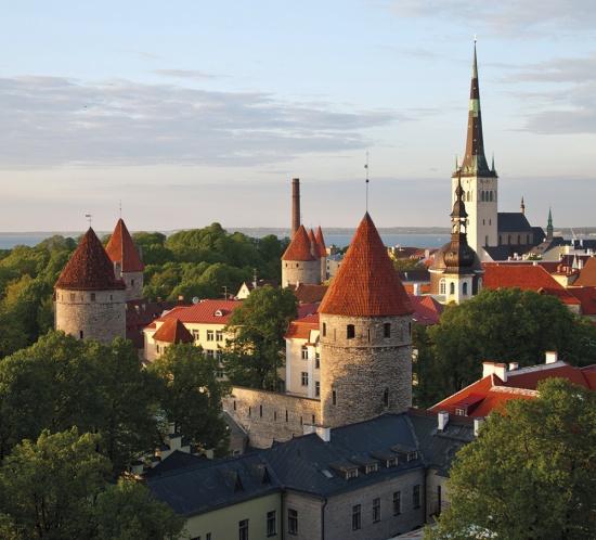 3 idées au vol Tallinn Marie Claire Méditerranée