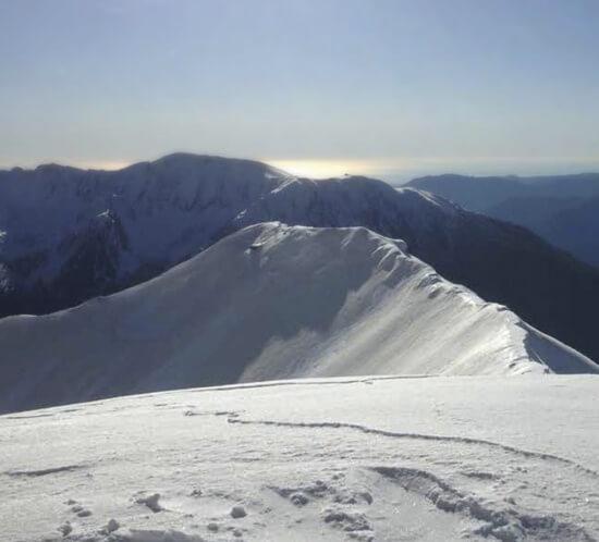 Stations de ski Alpes Maritimes Parc National du Mercantour Marie Claire Méditerranée