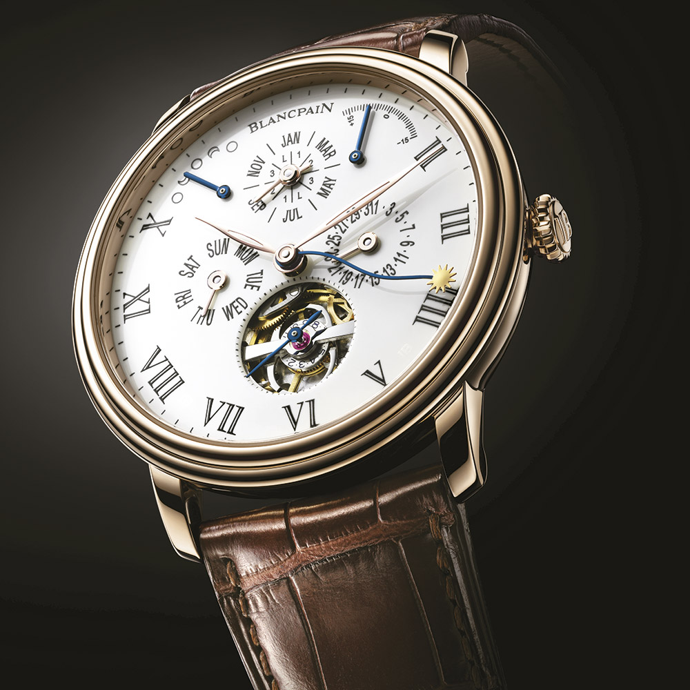 Cannes Collection - Montre Blancpain
