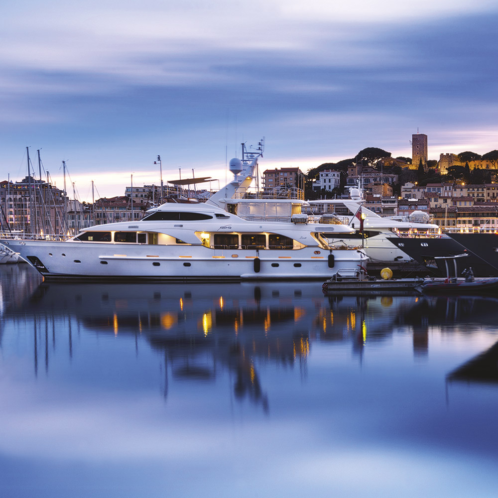 Cannes Collection - Vieux Port