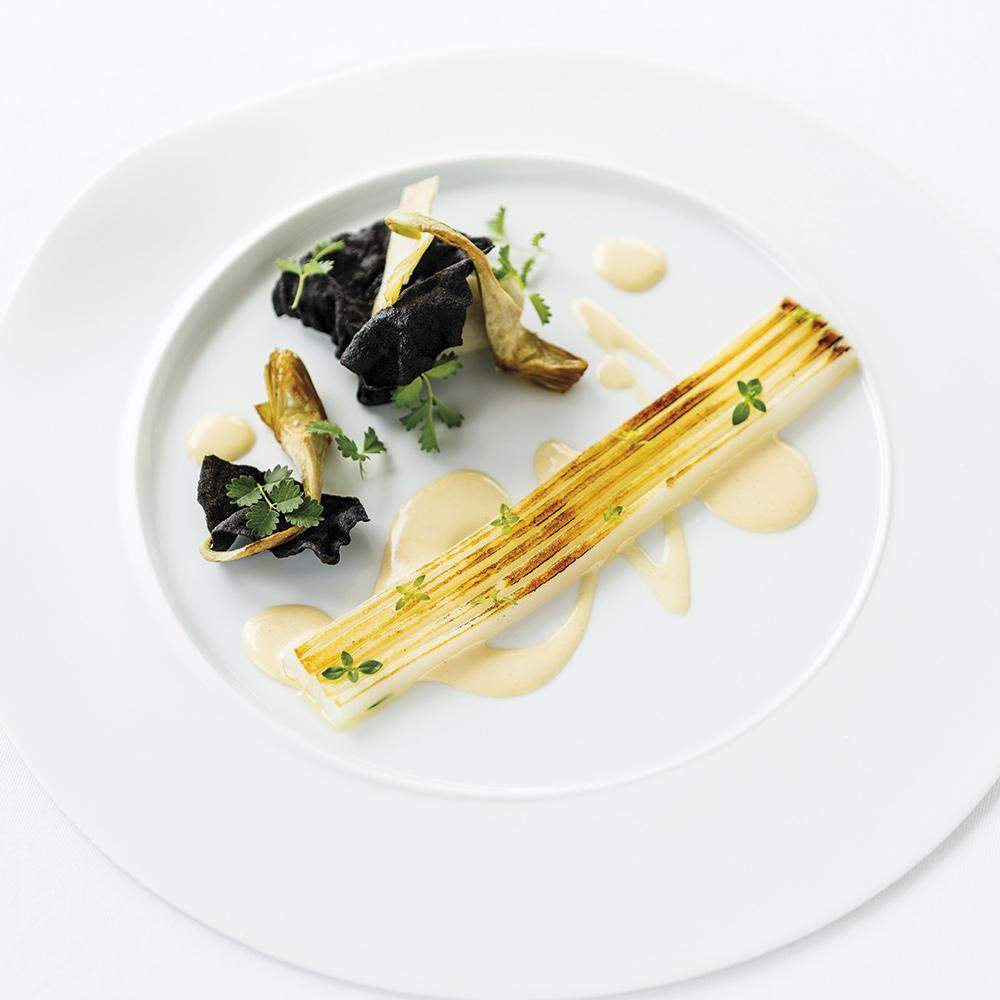 Une nouvelle recette : les calamars de Bordighera.