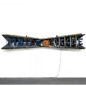 Richard Baquié, nouvelle intégrale à l'Hôtel des Arts