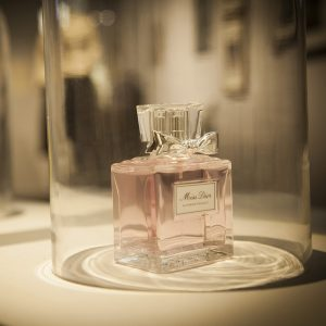 Musée International de la Parfumerie : Christian Dior, Esprit de Parfums