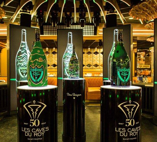 Happy birthday Byblos Saint-Tropez x Dom Pérignon