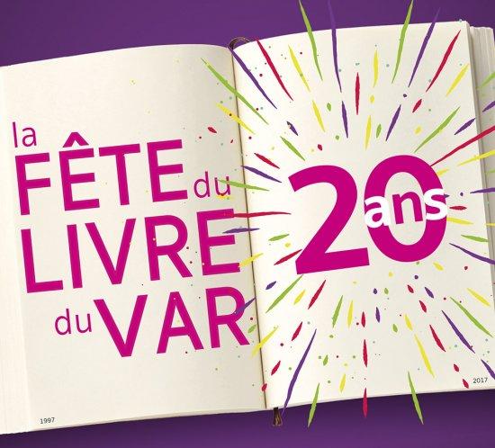 La Fête du livre du Var : Lire, c'est vivre