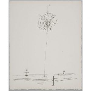 Giacometti,l'œuvre ultime à la Galerie Lympia