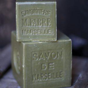 Bulles créatives, le renouveau du savon de Marseille