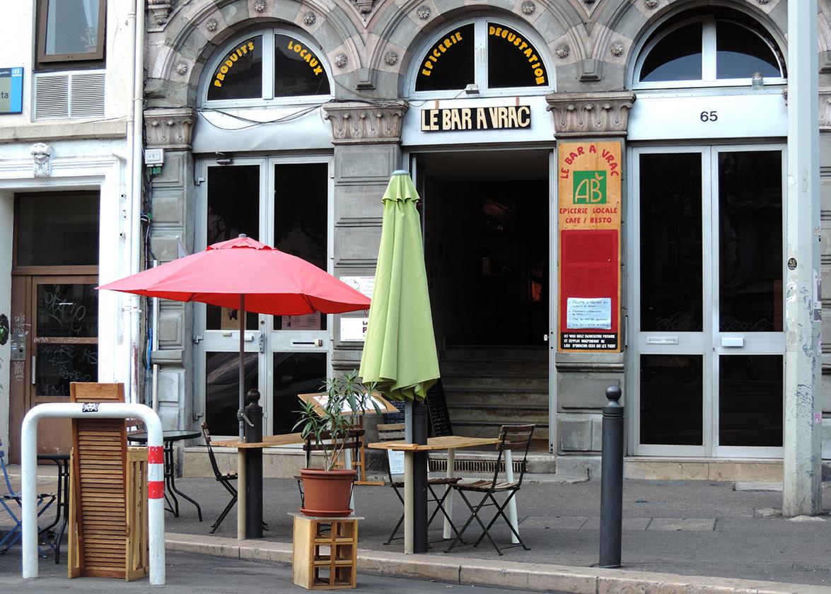 bar à vrac Marseille