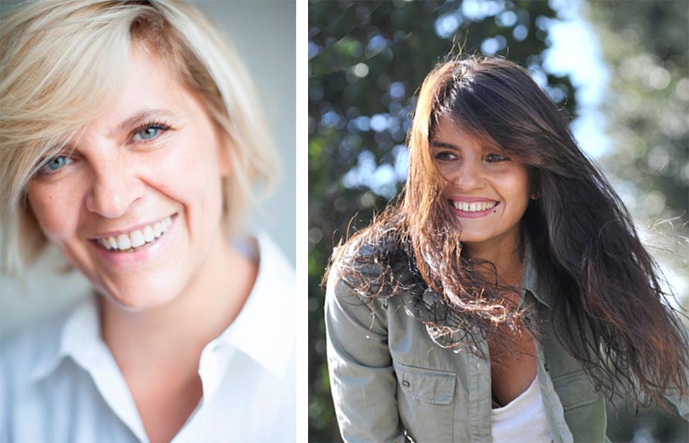 Marisol Paris et Marie Ceccaldi