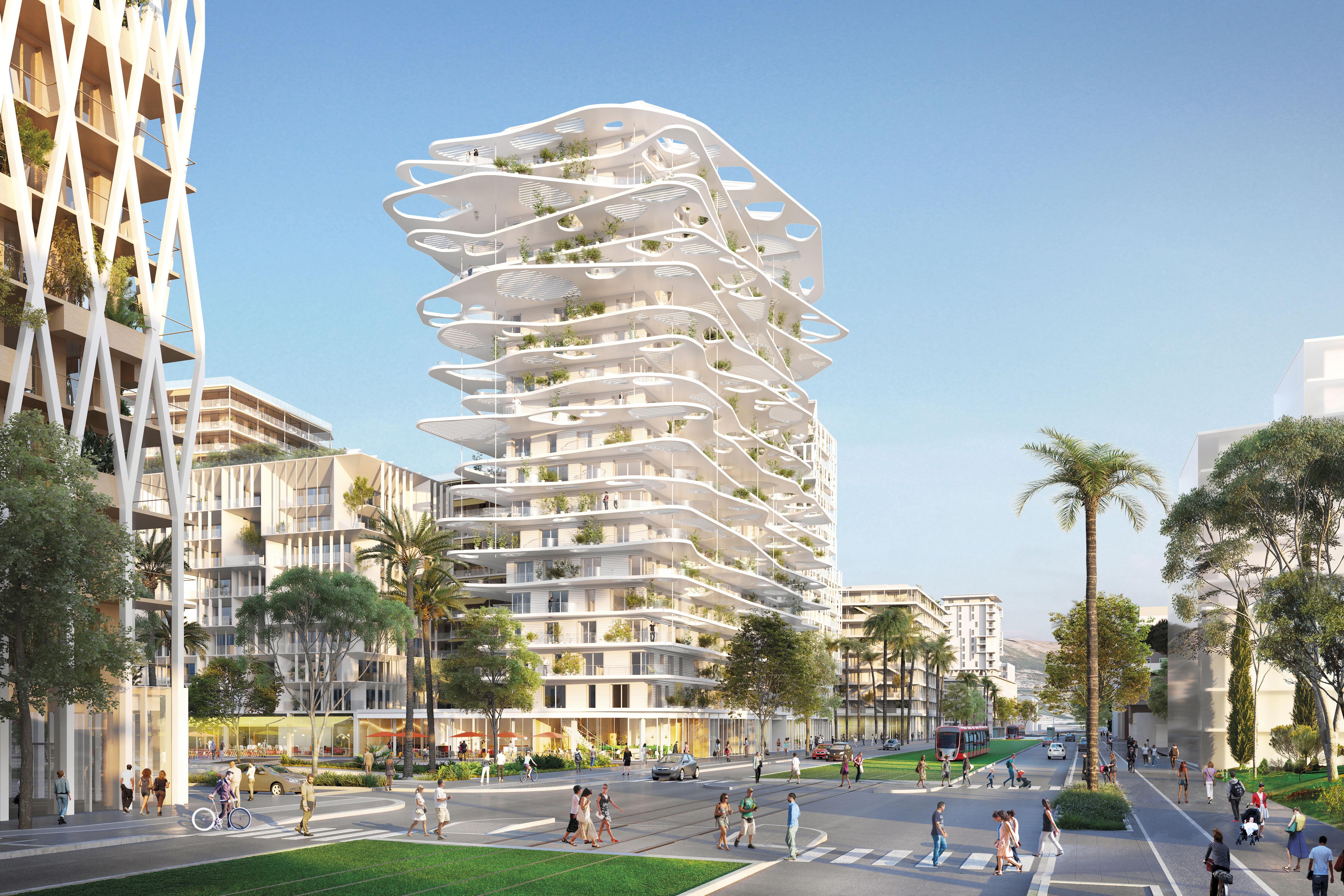 projet-urbanisme-nice-JOIA-MERIDIA-Sou-Fujimoto-Lambert-Lcnack-Pitch-Promotion