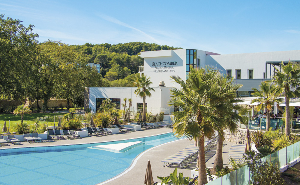Beachcomber-resort-Hotel-piscine tennis