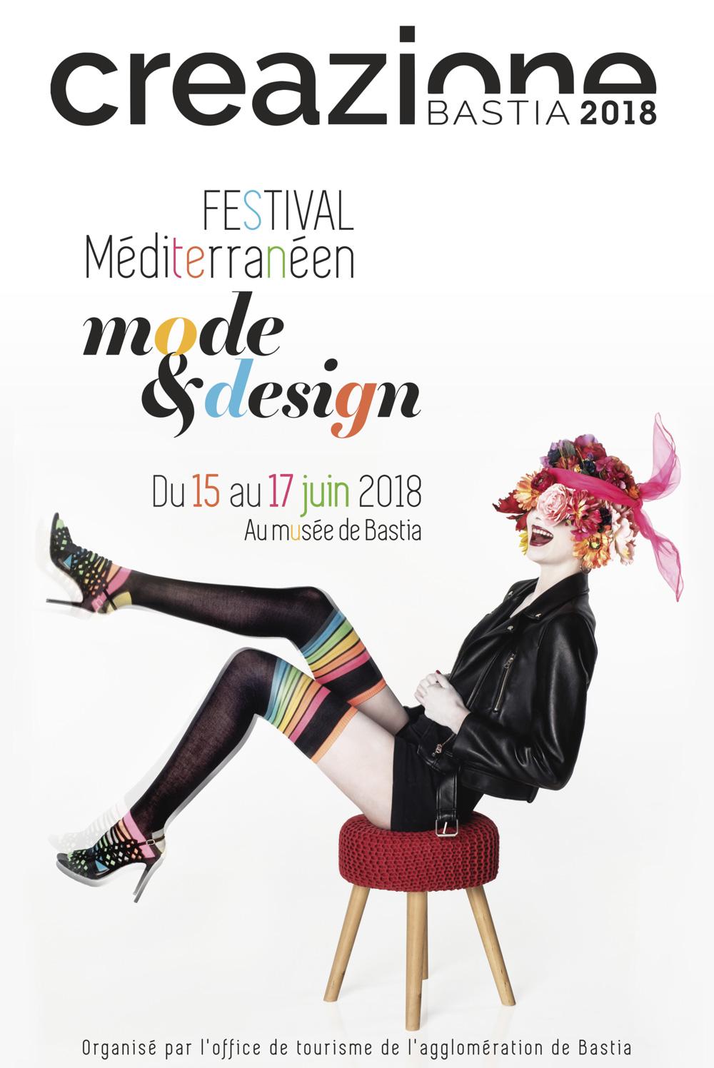 CREAZIONE-bastia-2018-affiche
