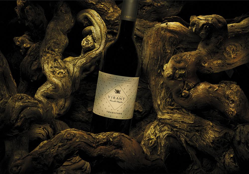 domaines-provence-chateau-virant-lancon-de-provence-CuveeTraditionRouge©PatrickDesgraupes