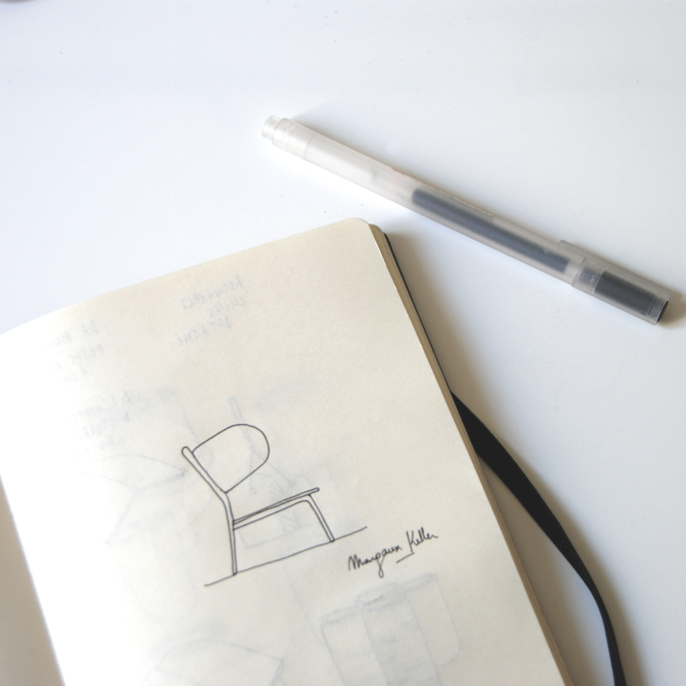 margaux-keller-Drawings-fauteuil-swim-bibelo