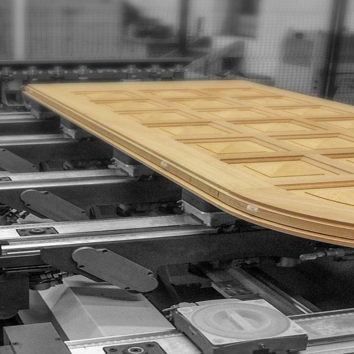 Atelier Franchini, tout l'amour du bois