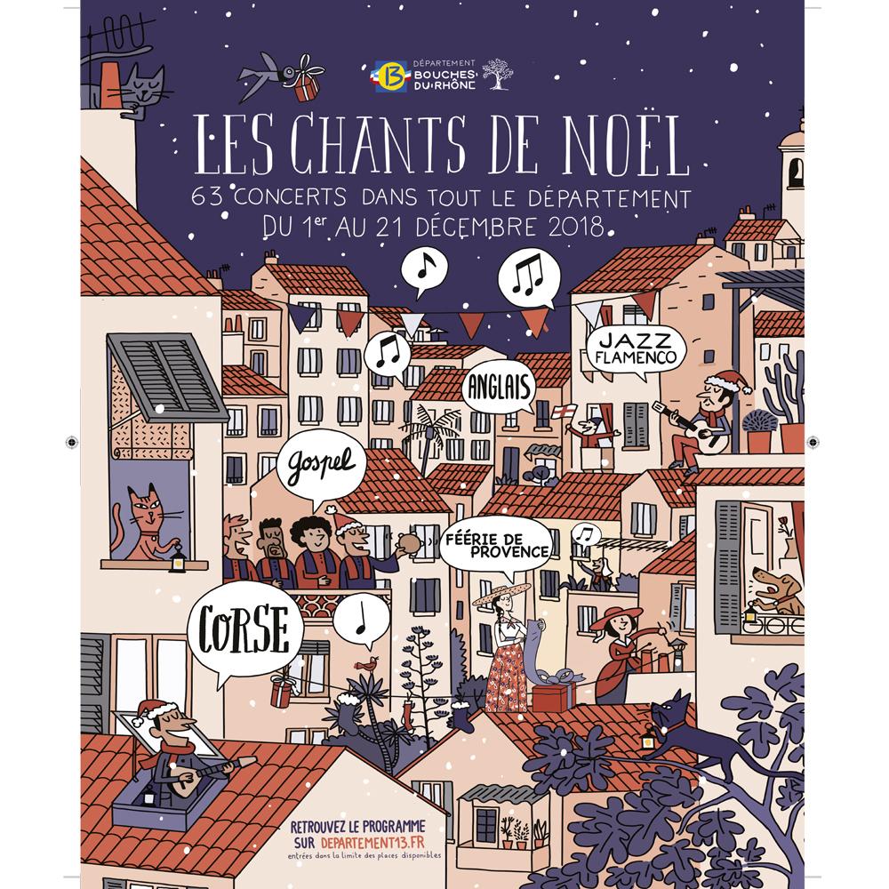 agenda-culture-provence-Affiche-Chants-De-Noel-en-Provence