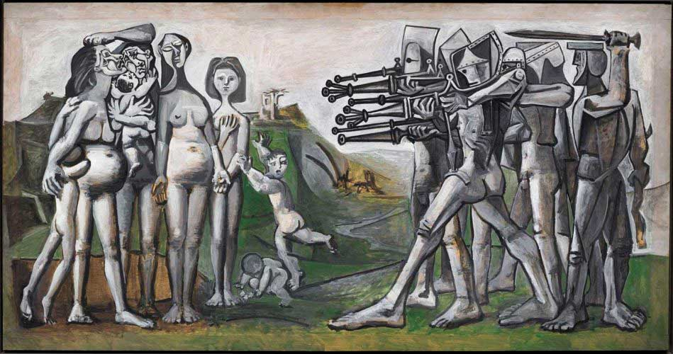 culture-sud-_picasso.le-temps-des-conflits-carre-d'art-nimes-massacre.en-coree.1951
