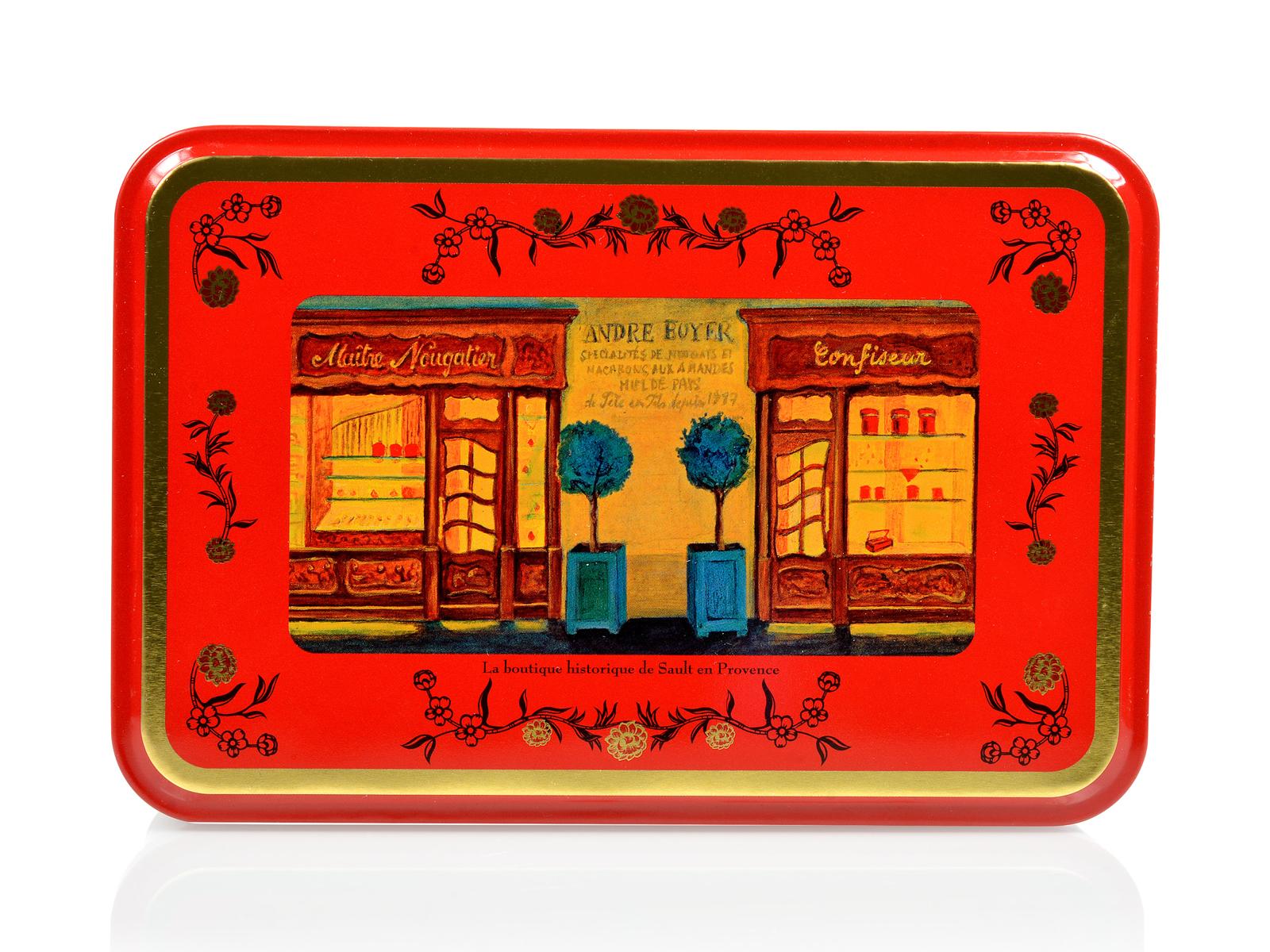 vitrine-artisans-gourmands-maison-andre-boyer-boite-collector-nougat-noel