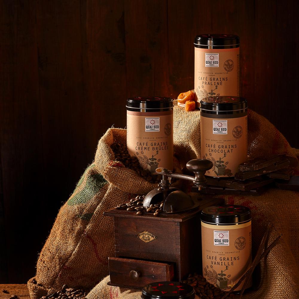 var-creatif-de-nature-quai-sud-gamme-cafes-aromatises-en-grains