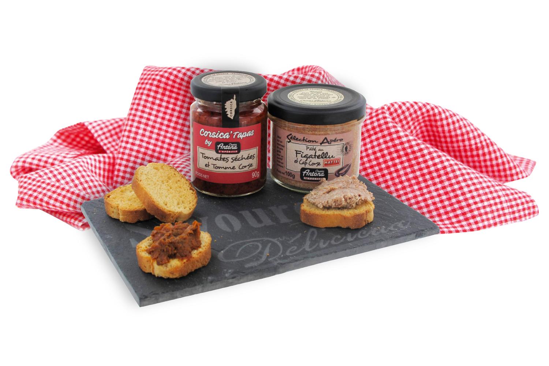 pique nique maquis corse-corsica-gastronomia