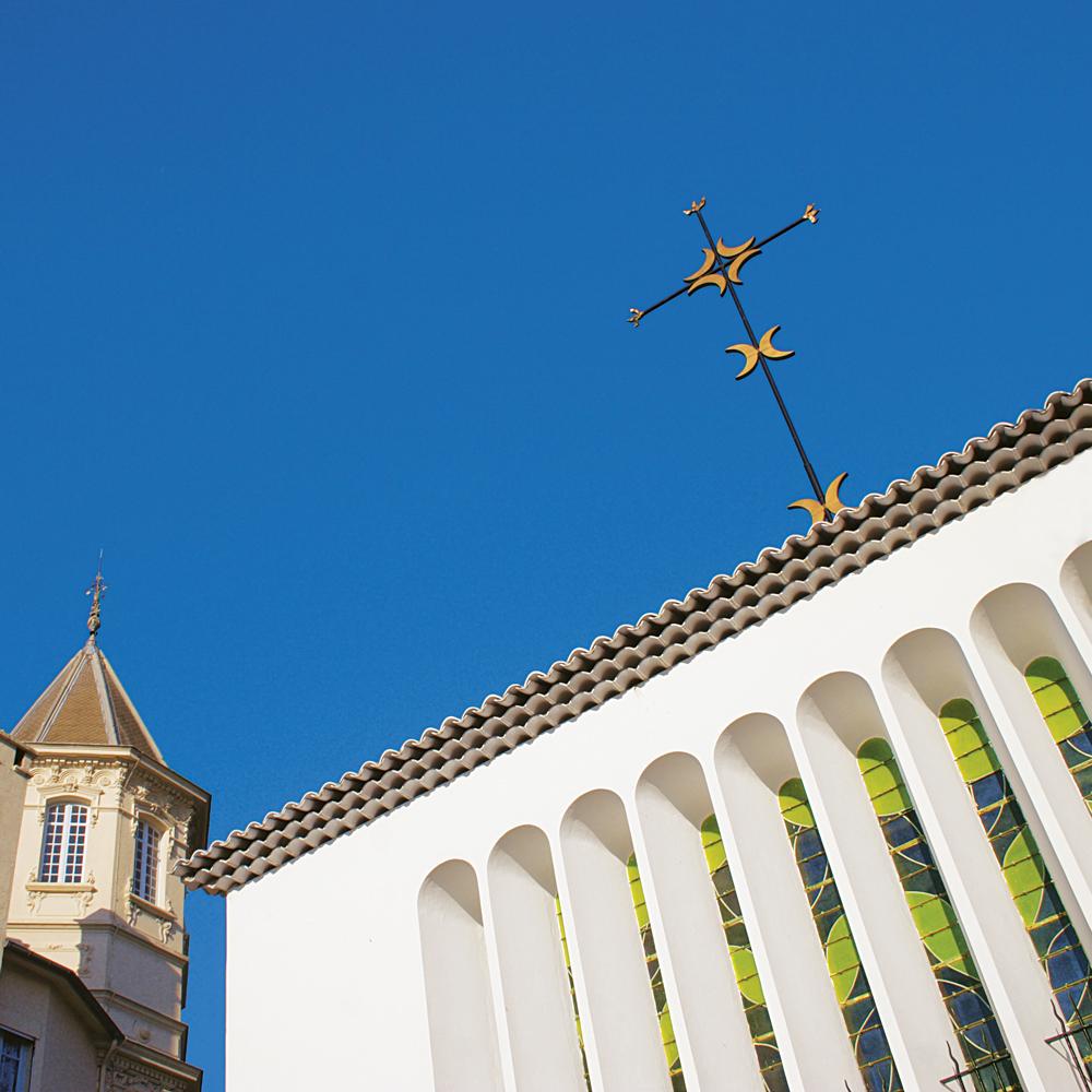 Balade-Vence-chapelle-du-Rosaire-Matisse-©Office-Tourisme-Vence