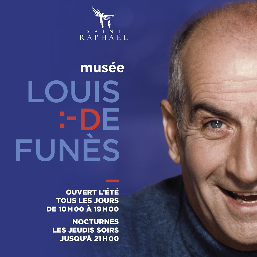 Culture-rentree-septembre-Musee-Louis-de-Funes-Saint-Raphael