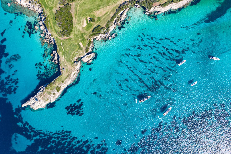 Golfs-Golf-de-Sperone-Corse-vue-aerienne