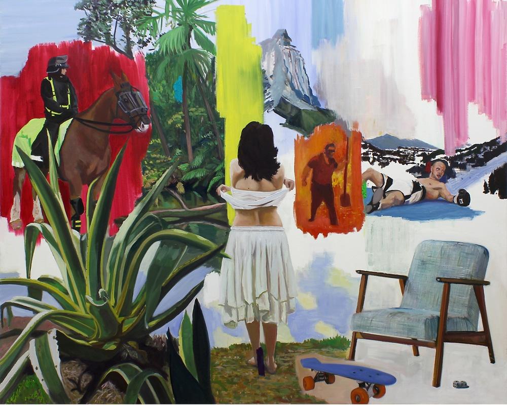 Galeries-d'art-Provence-Le-Cabinet-d'Ulysse-P.-FANGEAUX_UN-ET-DEUX