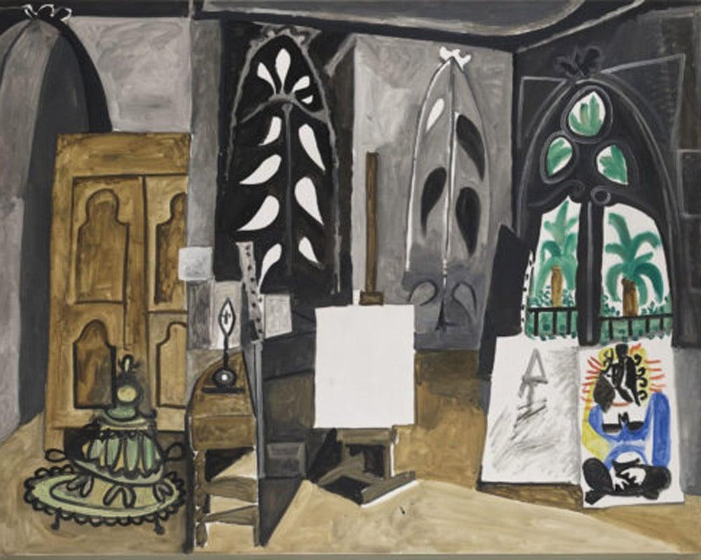 Picasso-paysage-mediterraneen-atelier-de-la-californie