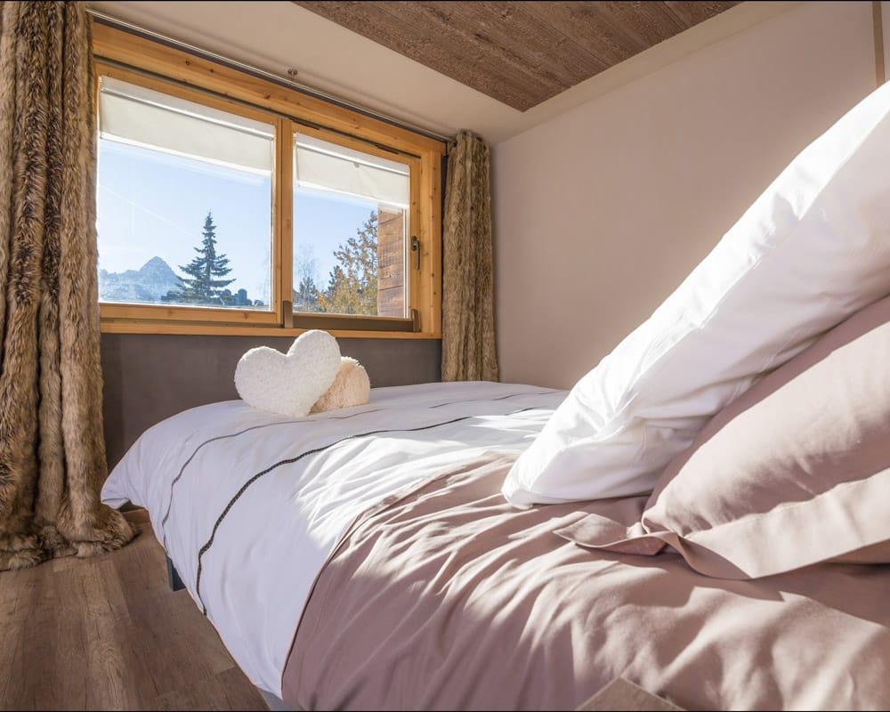 Pistes-Alpes-du-Sud-Pra-Loup-Le-Cocon-des-neiges-Chambre