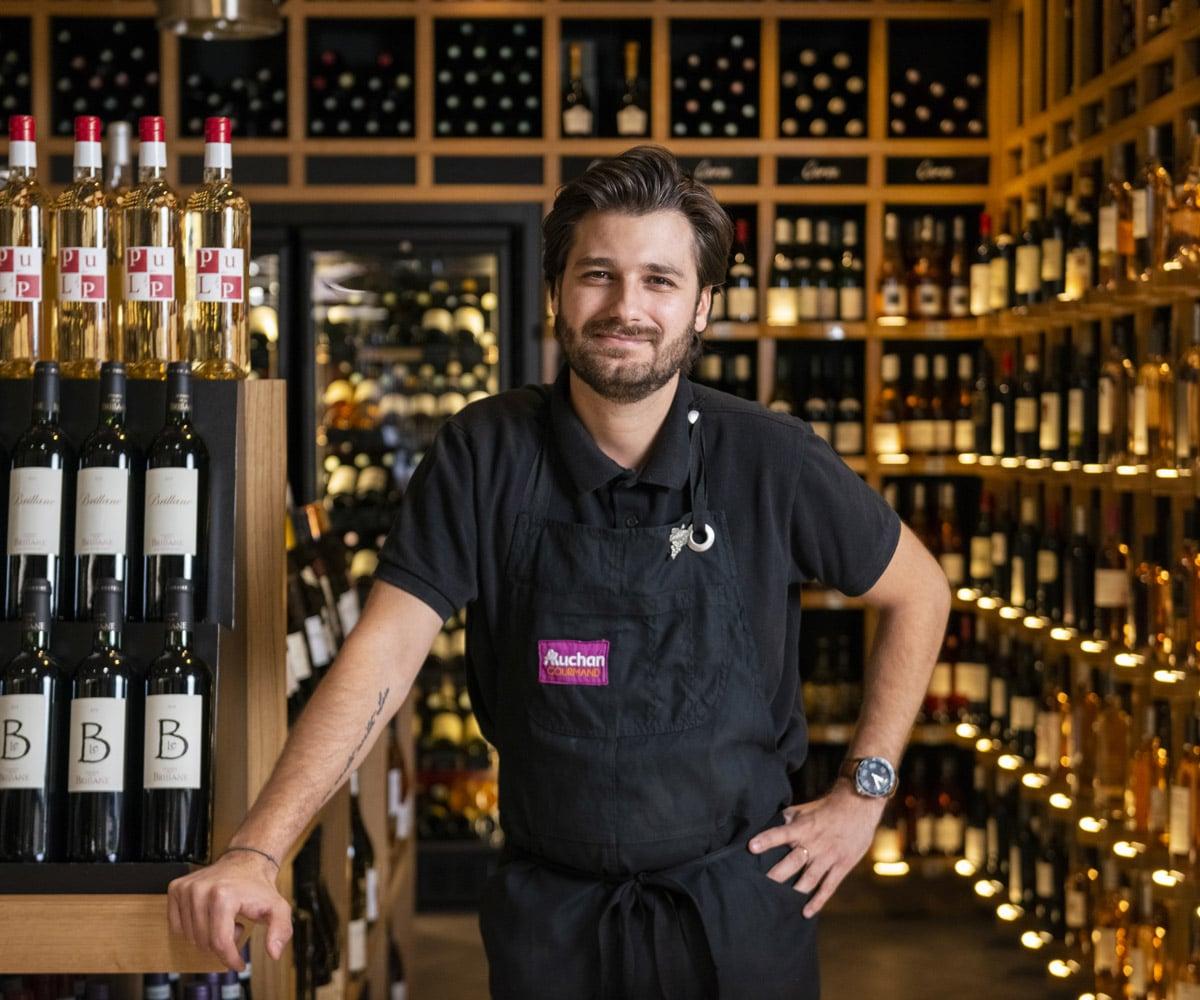 Auchan-Gourmand-Prado-Marseille_cave-a-vins