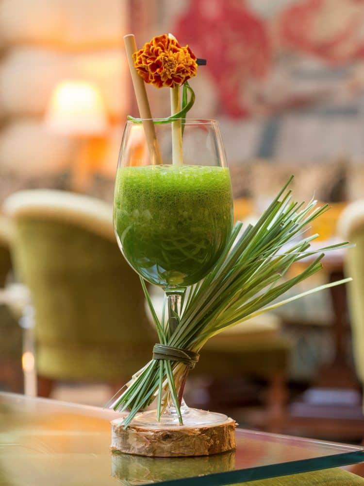 Green Birthday Cocktail_Hotel Metropole Monte Carlo_Studio Phenix