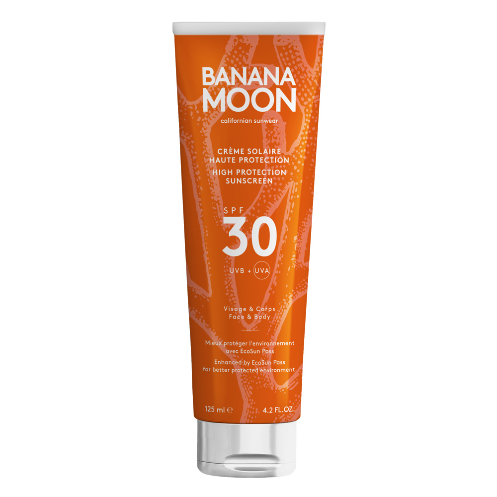 Banana-Moon_sunscreen creme solaire_pack30
