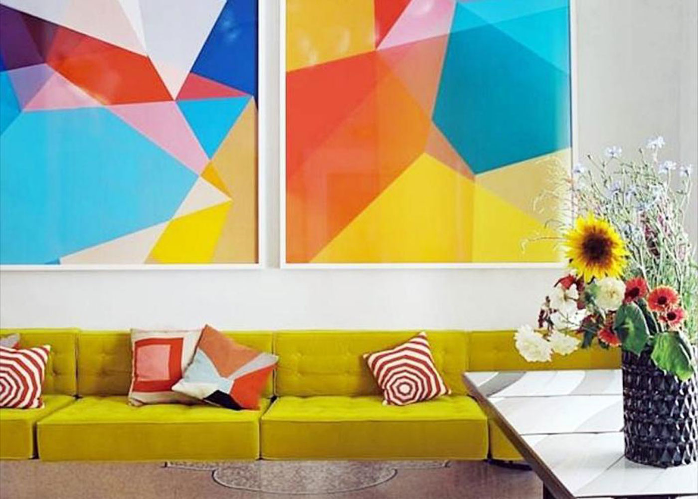 Hotel-Le-Cloitre-Arles-Color-Block