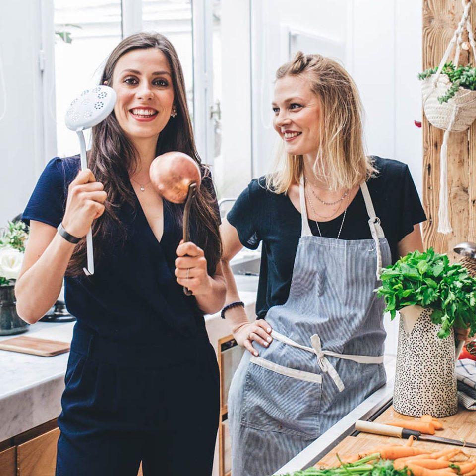 Make Me Healthy Sarah dieteticienne et Colette cofondatrices Powerdiet