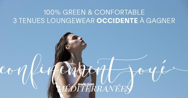 Occidente jeu concours mcmd 3 tenues loungewear à gagner