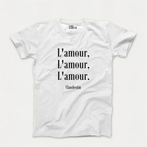 concept-stores-fete-des-meres-Soeur-Elles-Nice-Studio-Clandestin-tshirt-l'amour-blanc-ecritures-noires