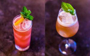 Cocktails feel good du jour : les créations rosé d'Ultimate Provence