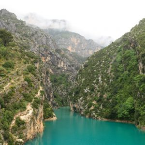 Lacs-du-sud-Gorges_Verdon_Barrage_Sainte_Croix