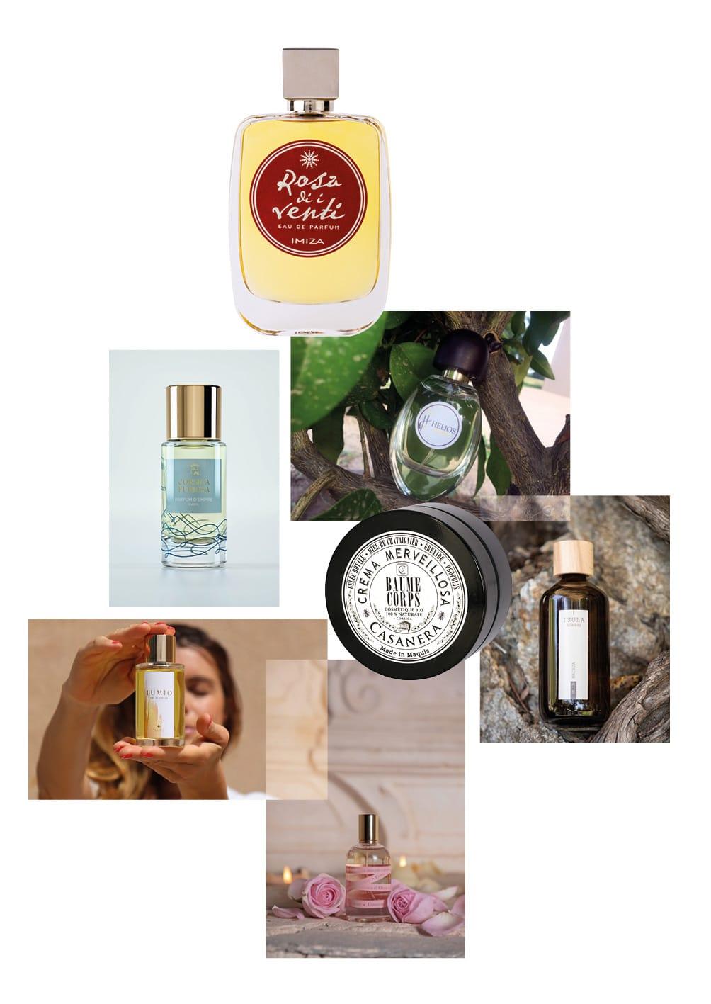 parfums corses