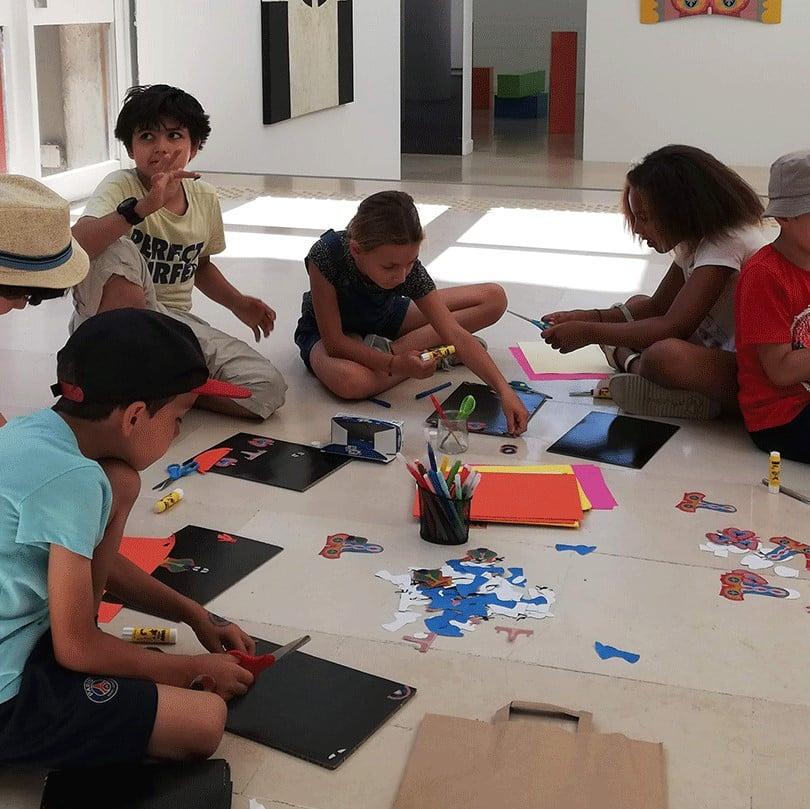 Ateliers-enfants-Villa-Arson-Nice