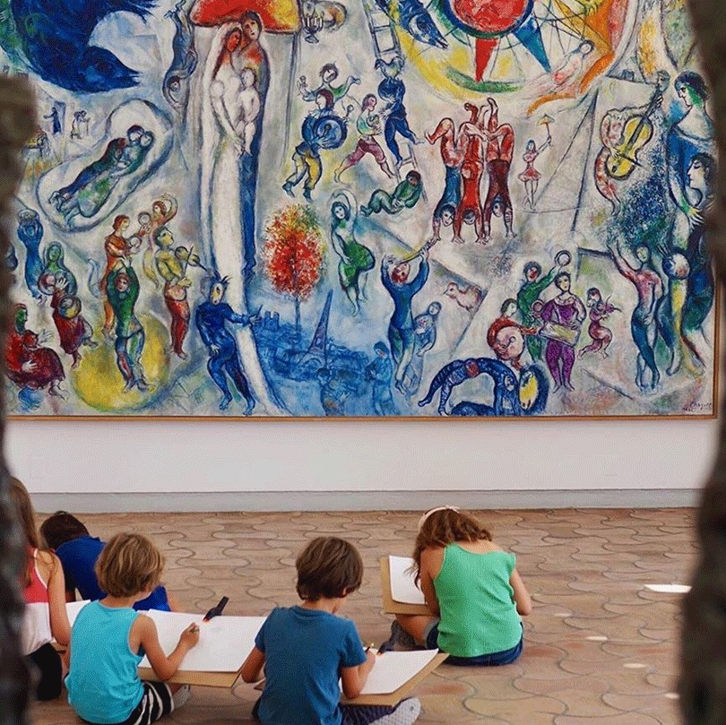 Fondation-Maeght-saint-paul-de-vence-ateliers-enfants-toussaint
