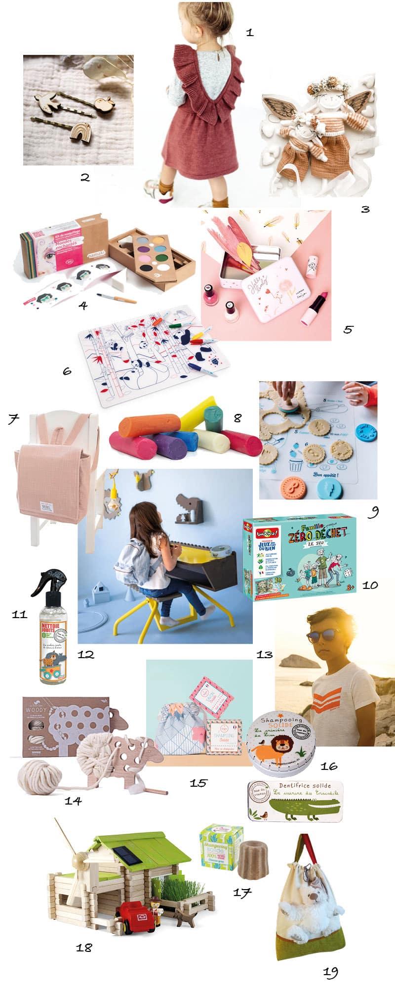 Montage selection kids jeux jouets mode beauté maquillage